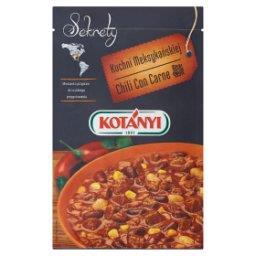 Sekrety Kuchni Meksykańskiej Chili Con Carne Mieszan...