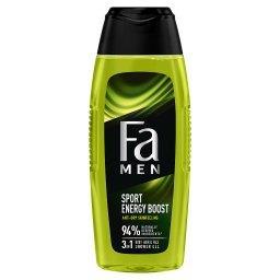 Men Sport Energy Boost Żel pod prysznic 400 ml