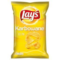 Karbowane Solone Chipsy ziemniaczane