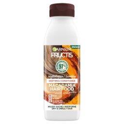 Fructis Macadamia Hair Food Odżywka wygładzająca 350...