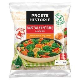 Warzywa na patelnię po włosku 450 g