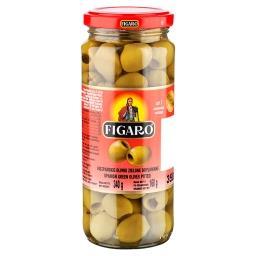 Hiszpańskie oliwki zielone drylowane