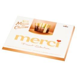 Finest Selection Kolekcja czekoladek z musem czekola...
