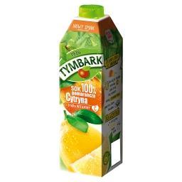 Sok 100% pomarańcza cytryna
