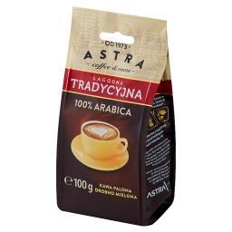 Kawa palona drobno mielona łagodna tradycyjna