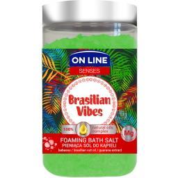 Sól pieniąca BRASILIAN VIBES