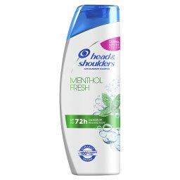 Menthol Fresh Szampon przeciwłupieżowy 540ml