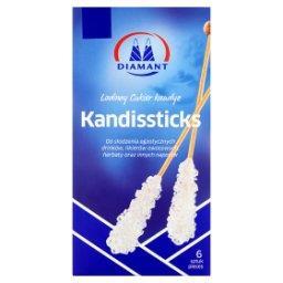 Kandissticks Lodowy Cukier kandyz  (6 sztuk)