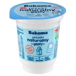 Jogurt naturalny gęsty