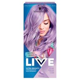 Live Ultra Brights Pretty Pastels Farba do włosów Li...