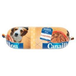 Pełnoporcjowa karma dla dorosłego psa z wątróbką