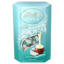 Lindor Praliny z czekolady mlecznej z kokosowym nadz...