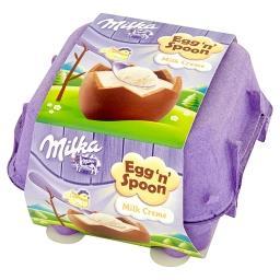 Egg 'n' Spoon Czekolada mleczna z nadzieniem mleczny...