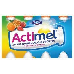 Actimel Wieloowocowy Mleko Fermentowane 800 g (8 szt...