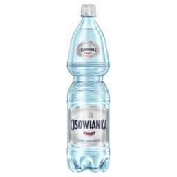 Naturalna woda mineralna lekko gazowana niskosodowa
