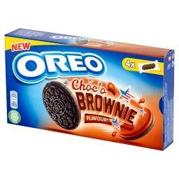 Ciastka kakaowe z nadzieniem o smaku ciasta Brownie ...