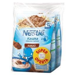 Kaszka mleczno-ryżowa kakao po 12 miesiącu