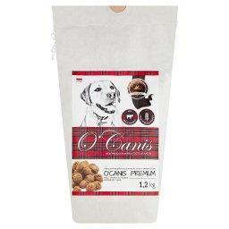 Premium Karma dla psów mięso wołowe ze słodkimi ziem...