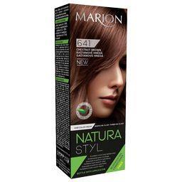 Farba do włosów Natura Styl, Kasztanowy brąz 641