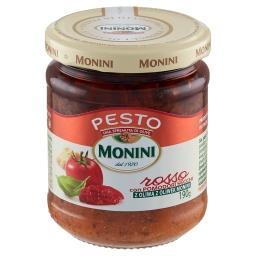 Sos pesto Rosso z suszonych pomidorów