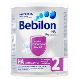 HA 2 ProExpert Mleko następne dla niemowląt powyżej 6. miesiąca życia