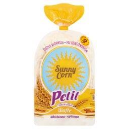 Petit Wafle zbożowo-ryżowe naturalne