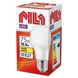Żarówka LED 10,5 W (75 W) E27 ciepła barwa