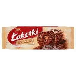 Łakotki Herbatniki kakaowe