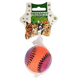 Zabawka piłka pełna zapachowa dla psa nietonąca 5cm ...
