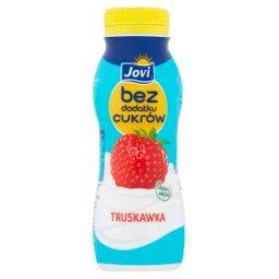 Jogurt bez dodatku cukrów truskawka