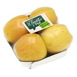 Jabłka tacka Golden Delicious tacka