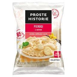 Pierogi z serem  (16 sztuk)