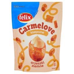 Carmelove Orzeszki ziemne w karmelu klasyczne