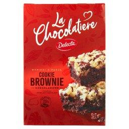La Chocolatiere Cookie Brownie czekoladowe mieszanka...