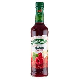 Suplement diety syrop o smaku malinowo-różanym