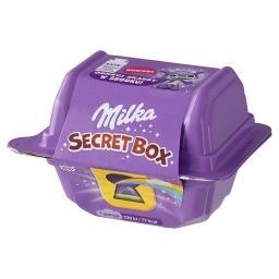 Secret Box Czekolada mleczna