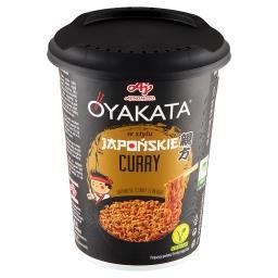 Danie instant z sosem w stylu japońskie curry 90 g