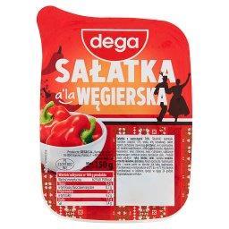 Sałatka a'la węgierska