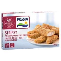 Stripsy Panierowane filety z kurczaka 250 g