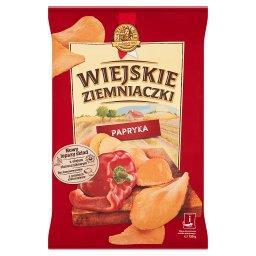 Chipsy ziemniaczane o smaku paprykowym