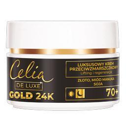 Celia Gold 24k Luksusowy krem przeciwzmarszczkowy 70...