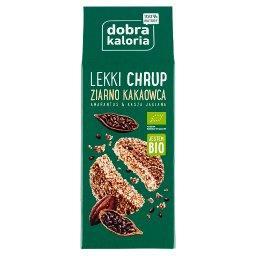 Lekki chrup ziarno kakaowca amarantus & kasza jaglan...