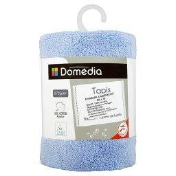 Dywanik łazienkowy 50 x 70 cm niebieski