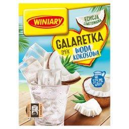 Galaretka smak woda kokosowa