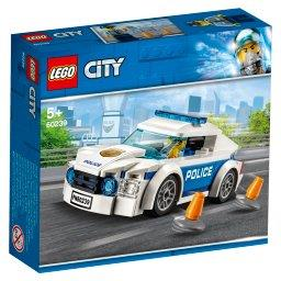 City Police Samochód policyjny 60239