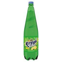 Krzyś Napój gazowany smak cytryny