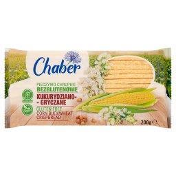 Pieczywo chrupkie bezglutenowe kukurydziano-gryczane