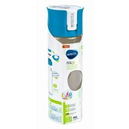 Butelka filtrująca Fill&Go 600ml niebieska