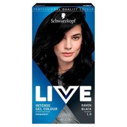 Live Farba do włosów Raven Black 1.0