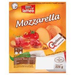 Latteó Mozzarella wędzona